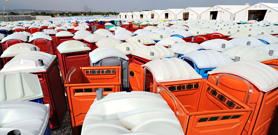 Champion Portable Toilets in Dallas, TX